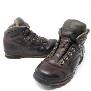 Timberland 95310 Women's Leather Euro Hiker Boots